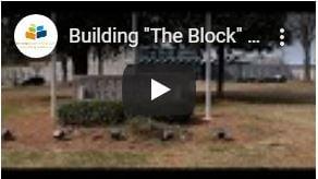 "Building ""The Block"" at Garinger High School"