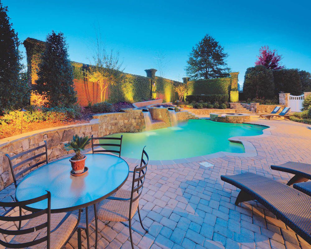 Making a Pool The Focal Point of Your Landscape
