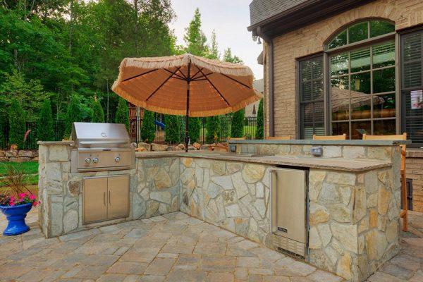 Outdoor Kitchen Contractors in Charlotte, NC