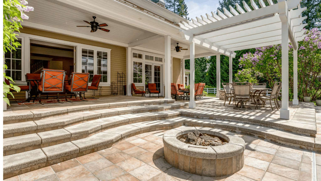 6 Perks of Starting Your Hardscaping Project in Fall and Winter